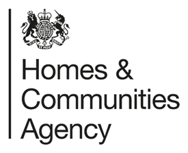 Homes adn Commnities agency logo