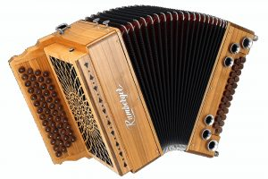 Picture of an accordion